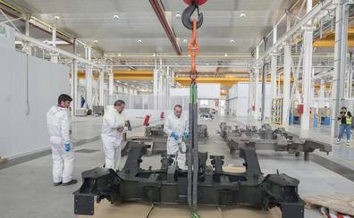 Renfe inicia el traslado a los nuevos talleres de Valladolid con cuatro años de retraso