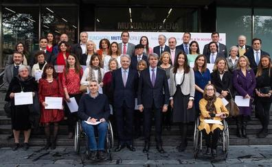 La Fundación Mutua Madrileña otorga unos 900.000 euros a 37 proyectos de acción social