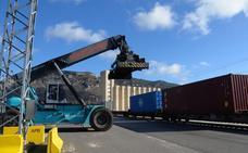 El Puerto Seco de Pancorbo contará esta primavera con un nuevo servicio de conexión con Bilbao