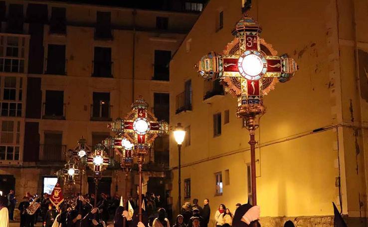 Cofradía de las Siete Palabras y del Santísimo Cristo de Burgos