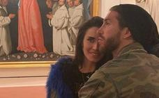 Burlas a Pilar Rubio y Sergio Ramos por unas fotos en un museo