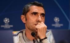 Valverde: «Tenemos que evitar que el partido se descontrole»