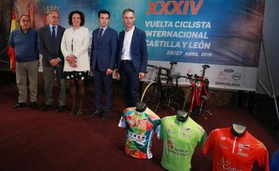 El burgalés Barbero, máximo favorito en la Vuelta a Castilla y León
