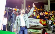 Santiago Abascal hará campaña el Domingo de Ramos en Burgos