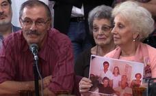 Abuelas de Plaza de Mayo hallan en España a una hija de desaparecidos argentinos
