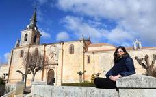 La alcaldesa de Lerma recibe Las Edades como revulsivo económico y proyección