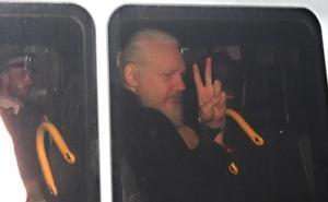 Assange, refugiado desde hace 2.487 días... ¿y ahora?