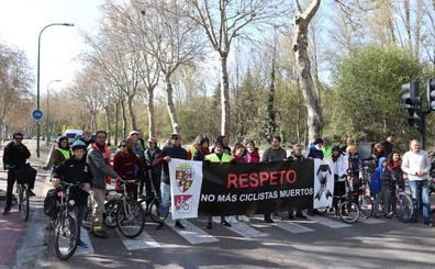 Burgos con Bici reclama que se limite la velocidad en la ciudad a 30 kilómetros por hora