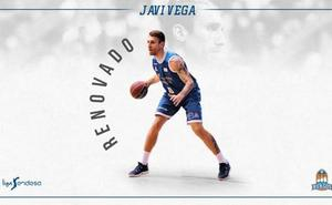Javi Vega cumple 200 partidos en la ACB