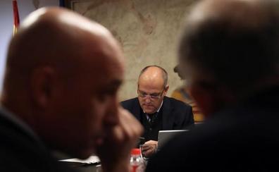 «Cuestiones desagradables» durante la primera reunión Tebas-Rubiales