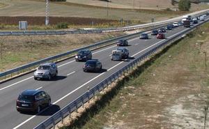 Tráfico espera 279.000 desplazamientos esta Semana Santa en Burgos