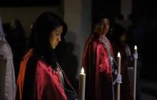 Procesión de la Virgen de las Angustias