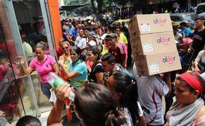 EE UU eleva la amenaza militar sobre Venezuela