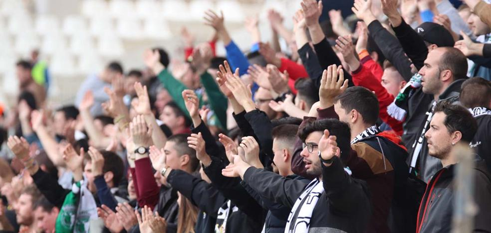 El Plantío muestra su mejor cara a pesar del empate del Burgos CF