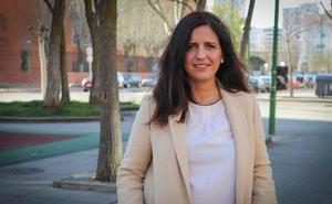 Peña: «Las mujeres van a dar un portazo a las políticas retrógradas que nos convierten en mercancía en la guerra de las derechas»