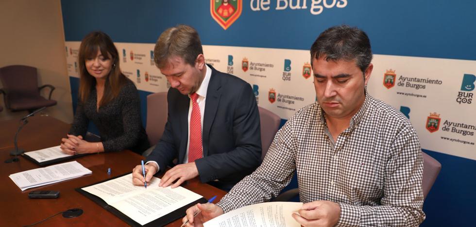Cardeñajimeno depurará sus aguas residuales en Burgos