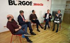 Los candidatos al Senado por Burgos del PSOE, PP, Unidas Podemos y Cs han debatido en BURGOSconecta los principales asuntos de actualidad