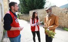 Alumnos de la Universidad de Córdoba analizan el desarrollo rural en Las Merindades