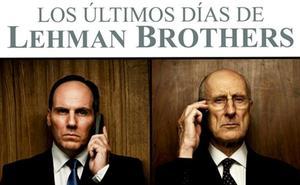 La Fundación Caja de Burgos proyecta este martes el documental 'Los últimos días de Lehman Brothers'
