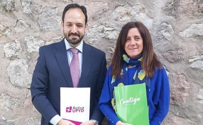 Contigo Somos Democracia y UPYD acudirán en coalición a las elecciones locales en Burgos