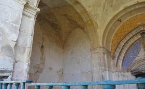 Diputación y Arzobispado aportarán 95.000 euros para la restauración de la Colegiata de Valpuesta