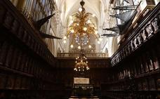 Medidas de seguridad anti incendio de la Catedral de Burgos