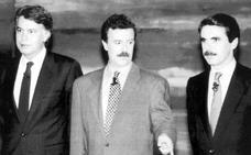 Manuel Campo Vidal: «González y Aznar firmaron ante notario porque no se fiaban»