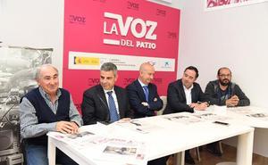 Internos del Centro Penitenciario de Burgos lanzan el primer número de su periódico 'La Voz del Patio'