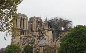 El Ayuntamiento de Burgos anuncia aportaciones económicas a la reconstrucción de Notre Dame