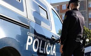 La Policía Nacional evita el suicidio de una mujer en Burgos