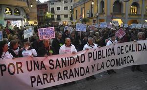Aranda y las urgencias urbanas, prioridades de la Junta Personal ante Atención Primaria