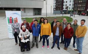 Imagina Burgos inscribe su candidatura a las municipales con la idea de alcanzar la Alcaldía
