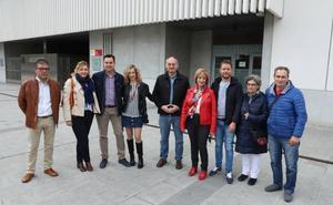 El PSOE presenta una candidatura «preparada para gobernar»