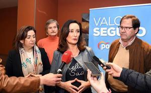 Edurne Uriarte llama al electorado de «centro derecha» a una «gran movilización»