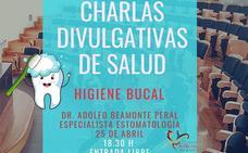 El Colegio de Médicos acoge una conferencia sobre la higiene bucal el 25 de abril