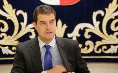 Ángel Ibáñez encabezará la lista del PP por Burgos a las Cortes de Castilla y León