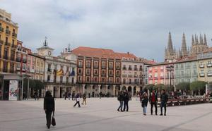 La AEMET avisa de fuertes tormentas en las próximas horas en la provincia de Burgos