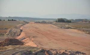 Fomento aprueba de forma provisional el proyecto de la A-73 entre Quintanaortuño y Montorio