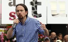 Pablo Iglesias visitará Miranda de Ebro el sábado 20 de abril