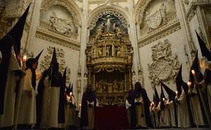 La red de autobuses urbanos de Burgos modifica su recorrido por la procesión del Viernes Santo