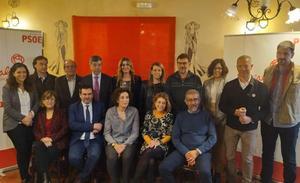 El PSOE de Medina presenta una lista renovada en un 60%