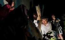 La Semana Santa vuelve a tomar vida en la Pasión de Covarrubias