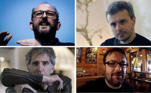 Un cineasta, un escritor, un músico, un youtuber y Juego de tronos