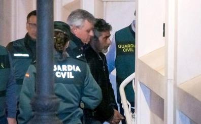 El abogado del asesino confeso de Laura Luelmo presenta ante el juzgado la petición para su puesta en libertad