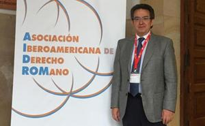Alfonso Murillo, reelegido presidente de la Asociación Iberoamericana de Derecho Romano