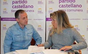 El PCAS-TC critica la ausencia de reivindicaciones de los parlamentarios de Castilla y León en las Cortes Generales