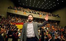 Santiago Abascal no verá el debate para descansar y preparar un mitin en Madrid