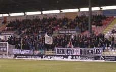 El Burgos CF lanza un bono especial para los dos últimos partidos en El Plantío