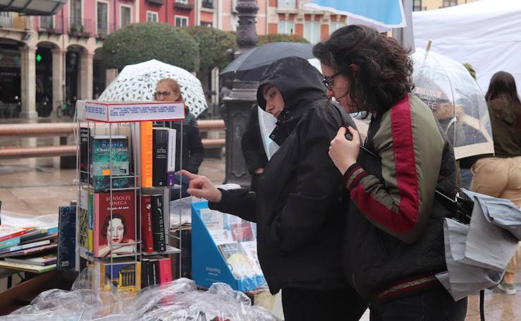Día del Libro en Burgos