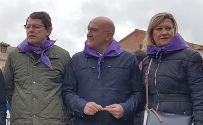 Carnero agradece la apuesta de Mañueco para presidir la Diputación y asegura que en el PP solo hay un bando